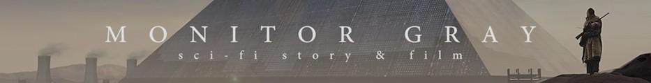 Monitor Gray Header Image